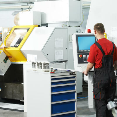 CNC & Speciale Machines Renovatie