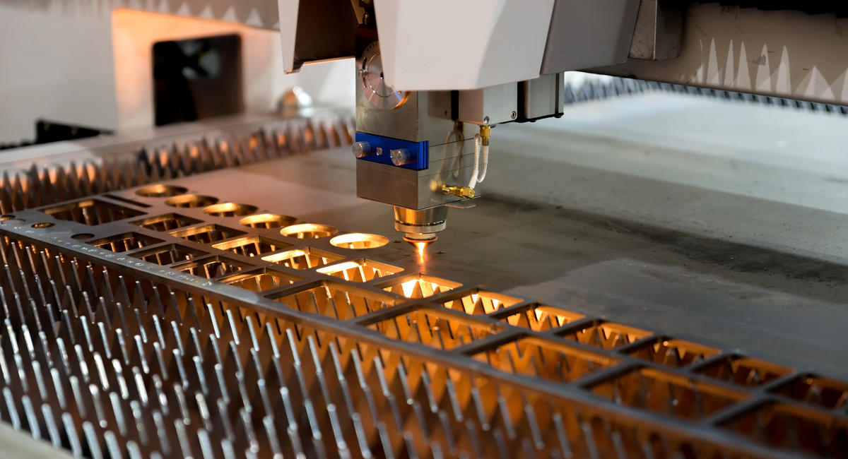 CNC Laser Cutter Trumpf Trumatic with Liftmaster