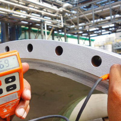 Layer Thickness Measurement