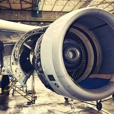 Assembly/Disassembly Tooling for a CFM56-3 engine