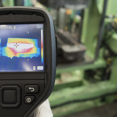 Thermal Imaging - Portable Infrared Camera