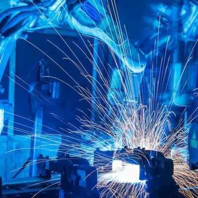 Automatic Welding Booth