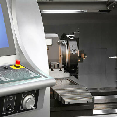 Horizontal Turning for Diameters up to 400 mm