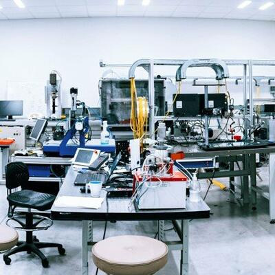 Laser Processing Facility