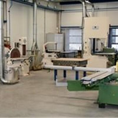 Metal Tooling/Machinery Facility